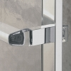 Through-frame Towel Bar