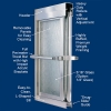 Bypass Door 6000 Series Options