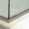 U-Channel Glass to Glass Corner