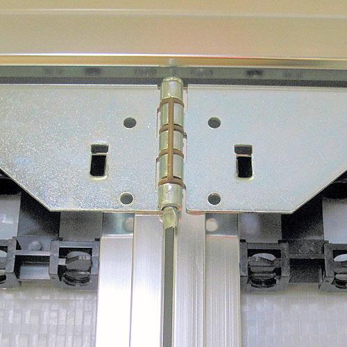 Series 2 Bifold Mirror Door Daiek Door Systems