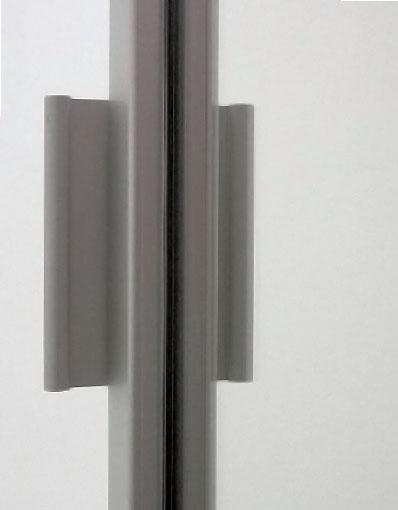 New Edge Mount Handle Daiek Door Systems