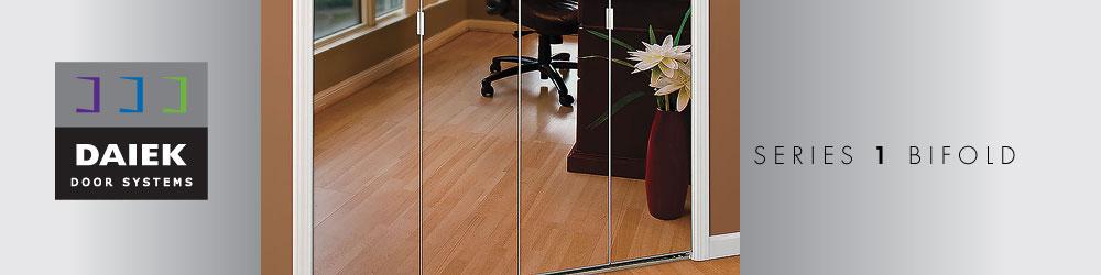 bifold mirror door series 1