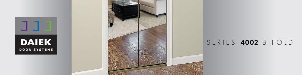 bifold mirror door series 4002