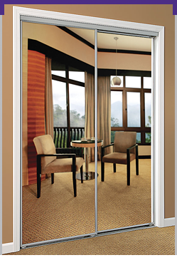Series 7 Sliding Mirror Door