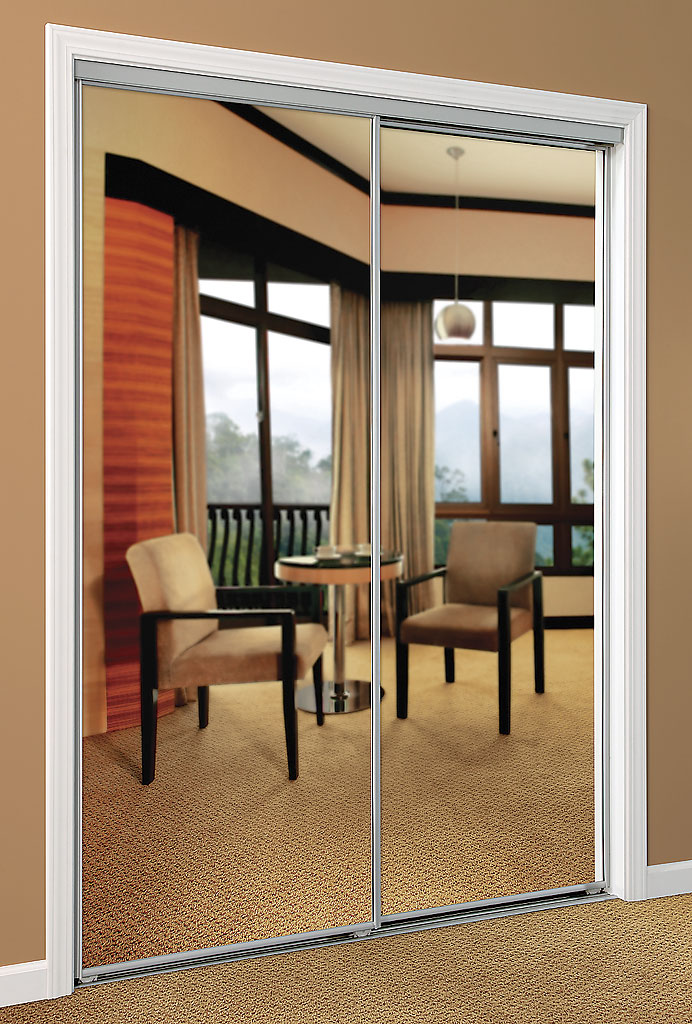 Series 7 Sliding Mirror Door Daiek Door Systems