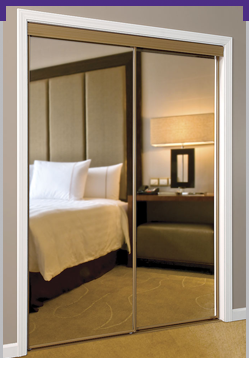 Series 7T Sliding Mirror Door