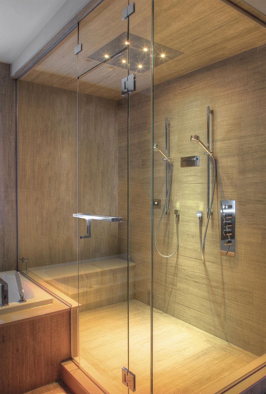 Vision Frameless Swing Daiek Door Systems